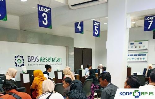Kantor BPJS Kesehatan Tangerang