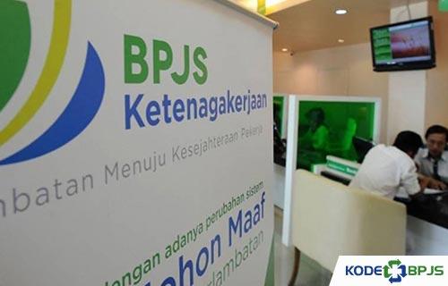 Kantor BPJS Ketenagakerjaan Jakarta Timur