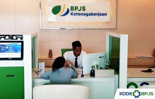 Kantor BPJS Ketenagakerjaan Nganjuk