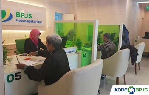 Kantor BPJS Ketenagakerjaan Tangerang