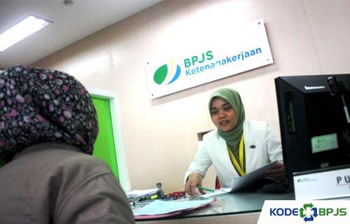 Kantor BPJS TK Karawang