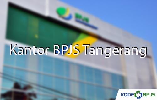 Kantor BPJS Tangerang