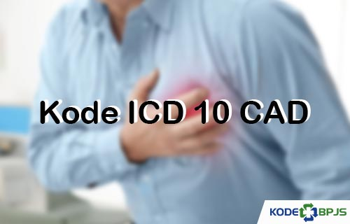 Kode ICD 10 CAD