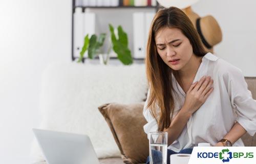 Kode ICD 10 CHF Penyebab Gejala Pengobatan