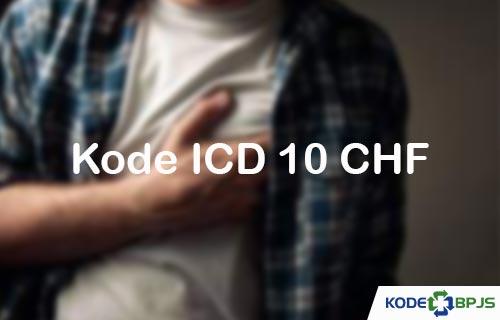 Kode ICD 10 CHF