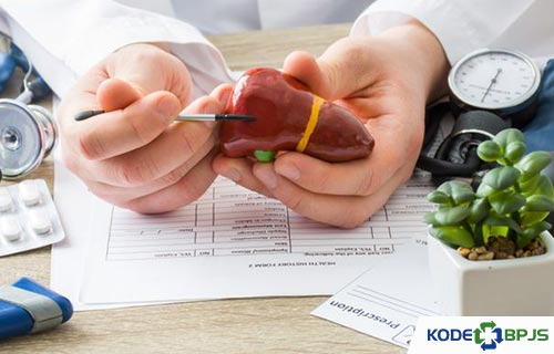 Diagnosis Sirosis Hepatis