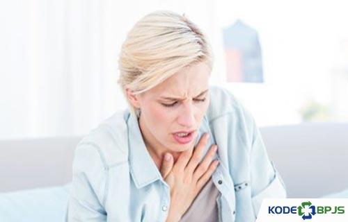 Kode ICD 10 Asma Penyebab Gejala Pengobatan