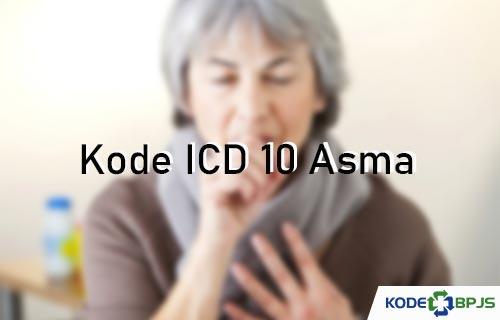Kode ICD 10 Asma
