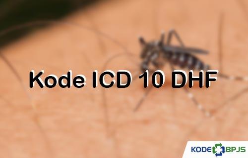 Kode ICD 10 DHF