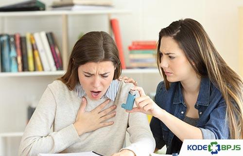 Kode ICD 10 Dyspnea Penyebab Gejala Pengobatan Pencegahan