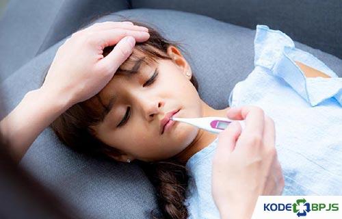 Kode ICD 10 Febris Demam Penyebab Gejala Pengobatan
