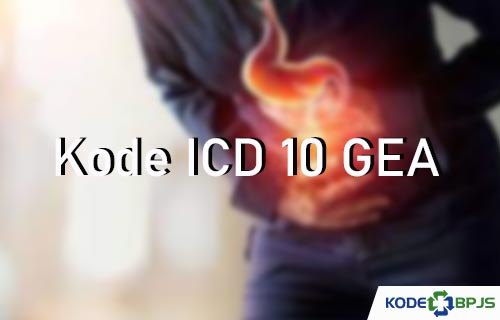 Kode ICD 10 GEA