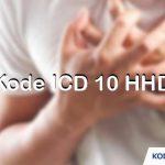 Kode ICD 10 HHD