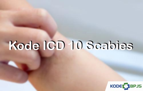 Kode ICD 10 Scabies