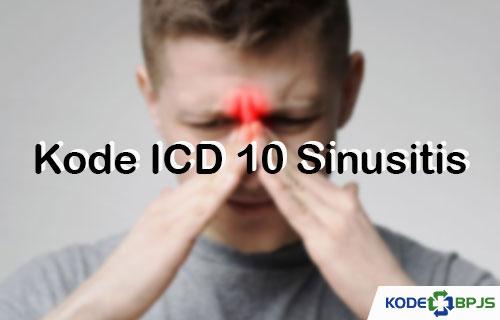 Kode ICD 10 Sinusitis Penyebab Gejala Pengobatan