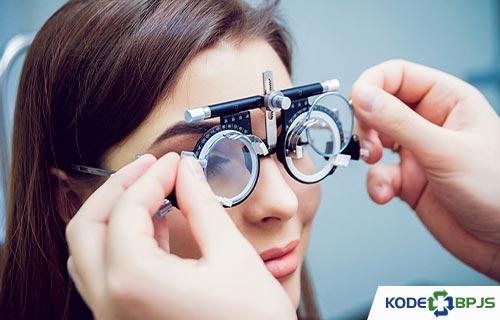 Jenis Pemeriksaan Mata