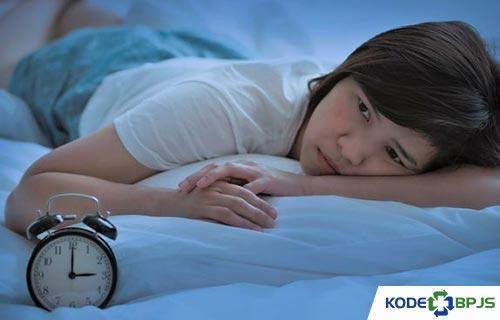 Kode ICD 10 Insomnia Penyabab Gejala Pengobatan Pencegahan