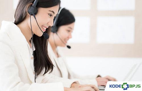 1. Menghubungi Nomor Telepon Kantor Cabang