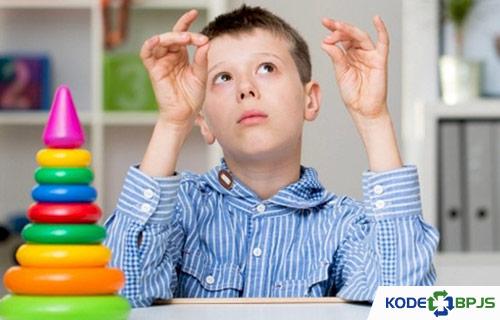 Kode ICD 10 ASD Autisme Penyebab Gejala Pengobatan