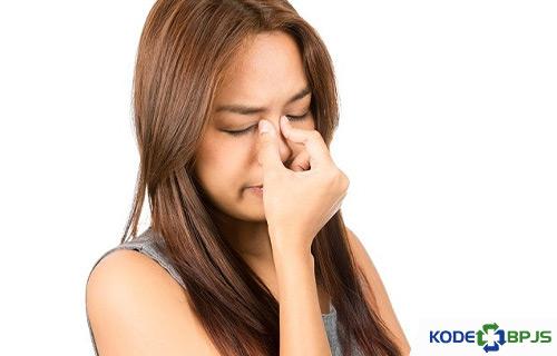 Penyebab Anosmia