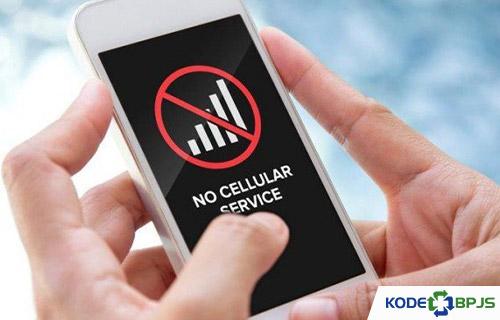 Penyebab Gagal Ganti Nomor HP di JKN Mobile