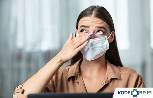 Penyebab Keratitis