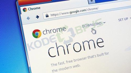 1. Buka Browser Akses e Dabu