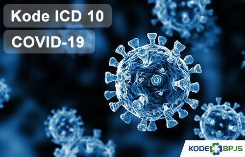 Kode ICD 10 Covid 19