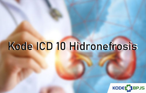 Kode ICD 10 Hidronefrosis
