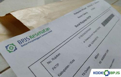 Skema Layanan Surat Rujukan BPJS