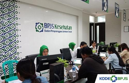 1. Mengetahui Username dan Password melalui Kantor BPJS
