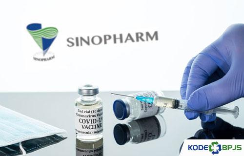 1. Syarat Vaksin Sinopharm