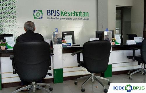 2. Cetak Ulang Kartu BPJS Secara Offline