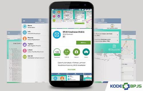 4. Uninstal Aplikasi Mobile JKN