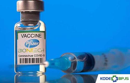 5. Syarat Vaksin Pfizer