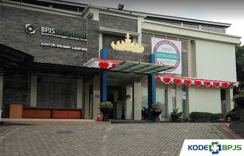 Kantor BPJS Bandar Lampung