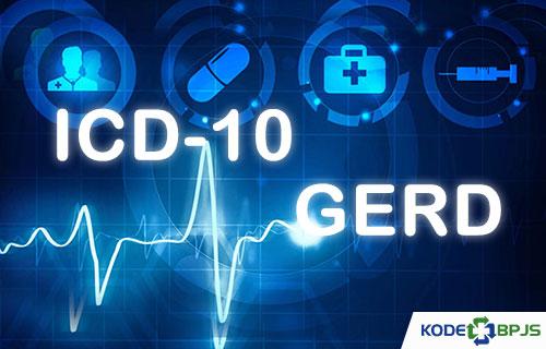 Kode ICD 10 GERD