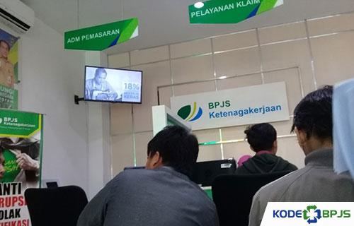 Pelayanan di KCP BPJS Ketenagakerjaan Banjarnegara