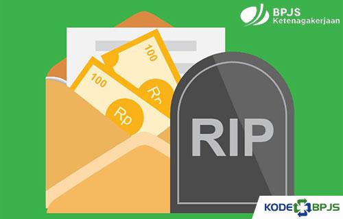 4. Santunan Kematian Biaya Pemakaman