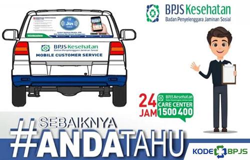 Jadwal Mobile Customer Service BPJS Sleman