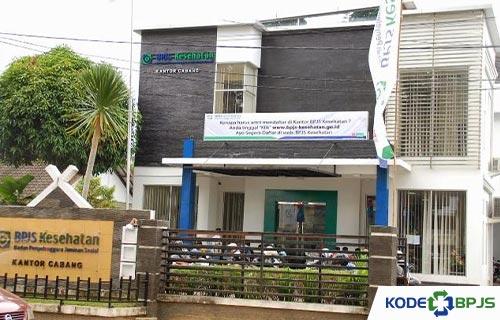 Kantor BPJS Kesehatan Jambi