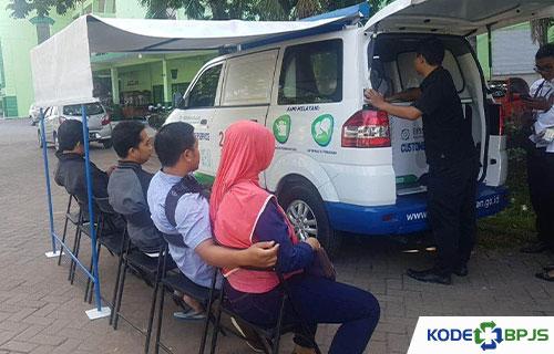 Layanan Mobil BPJS Keliling Sidoarjo