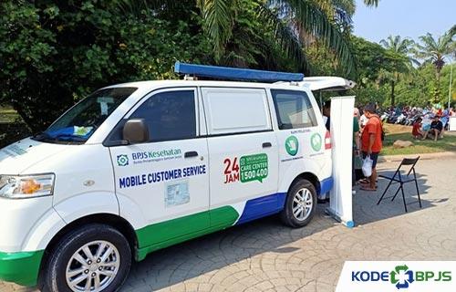 Pelayanan Mobil Keliling BPJS Semarang