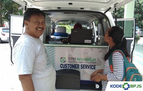 Pelayanan Mobile Customer Service BPJS Sleman