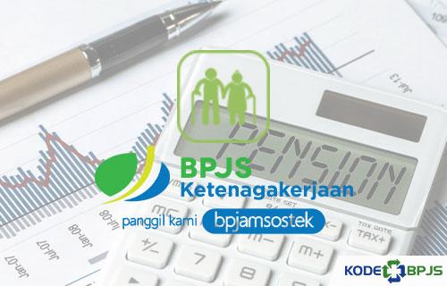 Perhitungan Jaminan Pensiun BPJS Ketenagakerjaan
