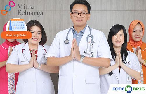 Jadwal Dokter RS Mitra Keluarga Cikarang